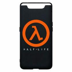 Чехол для Samsung A80 Half-life logotype