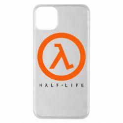 Чехол для iPhone 11 Pro Max Half-life logotype
