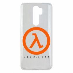 Чехол для Xiaomi Redmi Note 8 Pro Half-life logotype