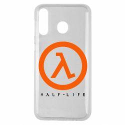 Чехол для Samsung M30 Half-life logotype