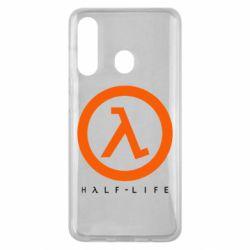 Чехол для Samsung M40 Half-life logotype