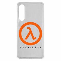 Чехол для Xiaomi Mi9 SE Half-life logotype