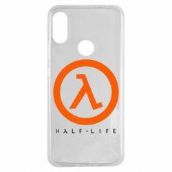 Чехол для Xiaomi Redmi Note 7 Half-life logotype