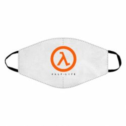 Маска для лица Half-life logotype