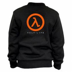 Детский бомбер Half-life logotype