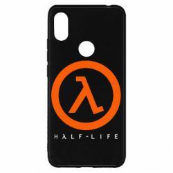 Чехол для Xiaomi Redmi S2 Half-life logotype