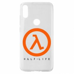 Чехол для Xiaomi Mi Play Half-life logotype