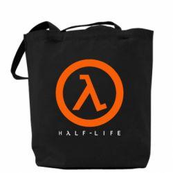 Сумка Half-life logotype