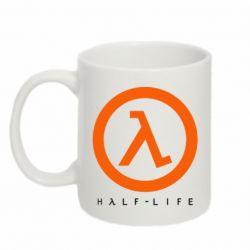Кружка 320ml Half-life logotype
