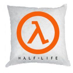 Подушка Half-life logotype