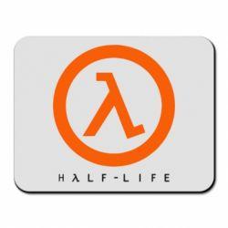 Коврик для мыши Half-life logotype