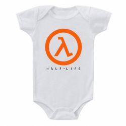 Детский бодик Half-life logotype