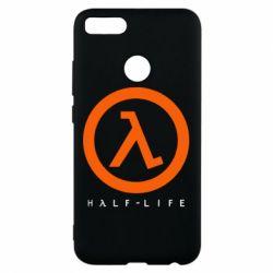 Чехол для Xiaomi Mi A1 Half-life logotype