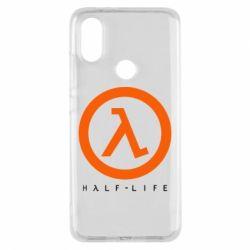 Чехол для Xiaomi Mi A2 Half-life logotype