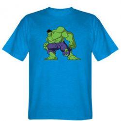 Мужская футболка Халк