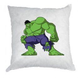 Подушка Халк
