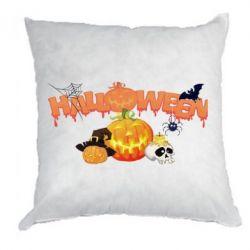 Подушка Halloween Logo - FatLine