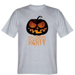 Мужская футболка Halloween Party - FatLine