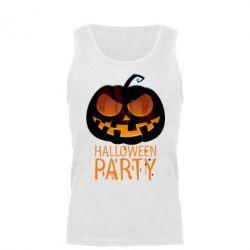 Мужская майка Halloween Party - FatLine