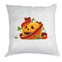 Подушка Halloween pumpkin - FatLine