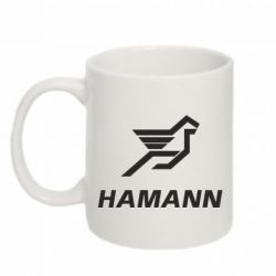 Кружка 320ml Hamann Logo