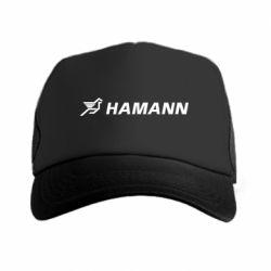Кепка-тракер Hamann