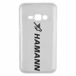 Чохол для Samsung J1 2016 Hamann