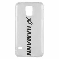 Чохол для Samsung S5 Hamann