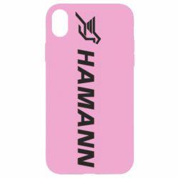 Чохол для iPhone XR Hamann
