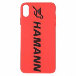 Чохол для iPhone Xs Max Hamann