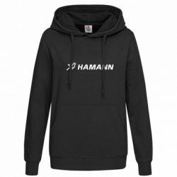 Женская толстовка Hamann