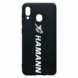 Чохол для Samsung A20 Hamann