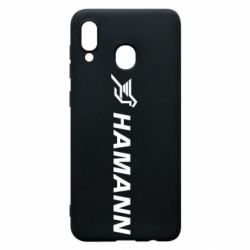 Чохол для Samsung A30 Hamann
