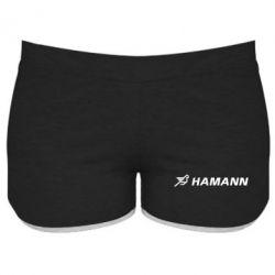 Женские шорты Hamann
