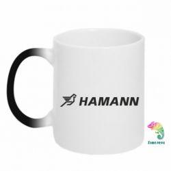 Кружка-хамелеон Hamann