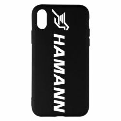 Чохол для iPhone X/Xs Hamann