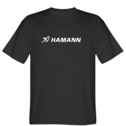 Футболка Hamann