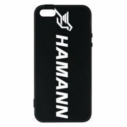 Чохол для iphone 5/5S/SE Hamann