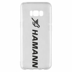 Чохол для Samsung S8+ Hamann