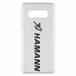 Чохол для Samsung Note 8 Hamann