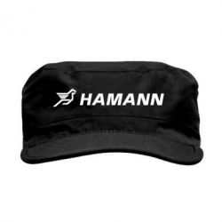 Кепка мілітарі Hamann