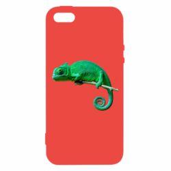 Чехол для iPhone5/5S/SE Хамелеон