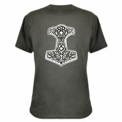 Камуфляжна футболка Hammer torus pattern