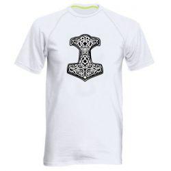 Чоловіча спортивна футболка Hammer torus pattern