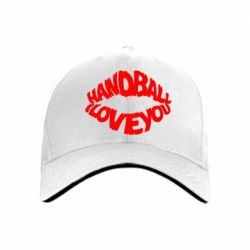 Кепка Hanball love you