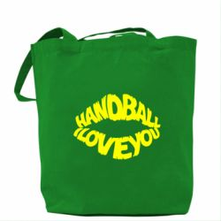 Сумка Hanball love you