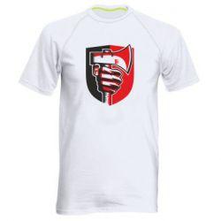 Чоловіча спортивна футболка Hand and ax