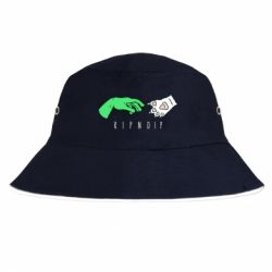Панама Hand of an alien and a cat Ripndip