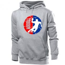 Мужская толстовка Handball Logo - FatLine