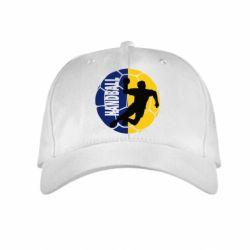 Детская кепка Handball Logo - FatLine